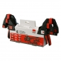 Mobile Preview: 4er Set BESSEY Einhandzwingen EZM15-6 / EZL30-8 bis 140 Kg Spannkraft