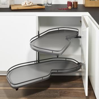 kesseb hmer lemans ii 2 le mans softstopp plus d mpfer eckschrankbeschlag eckschrank. Black Bedroom Furniture Sets. Home Design Ideas