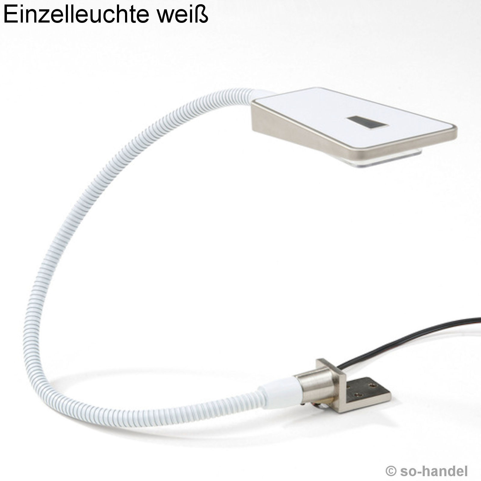 SO-TECH/® Stecker-Netzteil mit 2-fach Verteiler f/ür Luminoso Bettleuchte