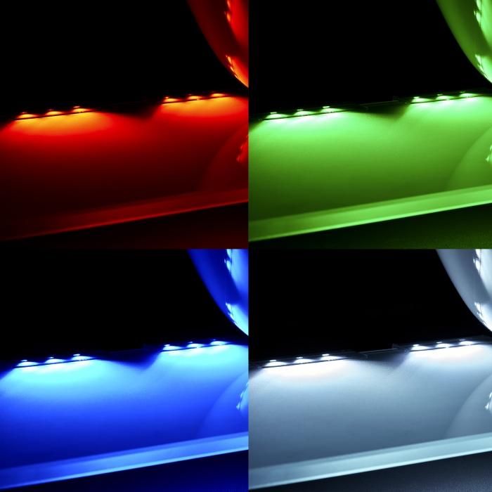rgb led farbwechsel glasbodenbeleuchtung so. Black Bedroom Furniture Sets. Home Design Ideas