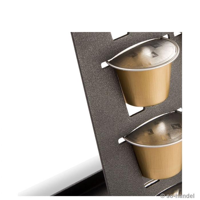 kesseb hmer linero mosaiq kapselhalter kapselspender. Black Bedroom Furniture Sets. Home Design Ideas